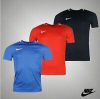 Mens Nike Dri-Fit Football Training T Shirt Crew Neck Academy Top S-XXL