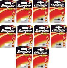 10 x Energizer A23 12V BATTERIA 23A LRV08 MN21 E23A K23A