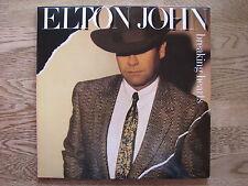 "LP - ELTON JOHN - BREAKING HEARTS ""TOPZUSTAND!"" zum Sonderpreis!"