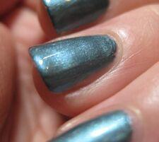 NEW! COLOR CLUB Nail Vernis Polish MASQUERADING ~ Deep Green Teal + Shimmer