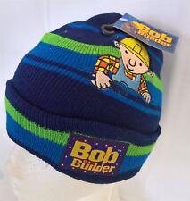 ~ Bob the Builder - BOYS WINTER BEANIE HAT