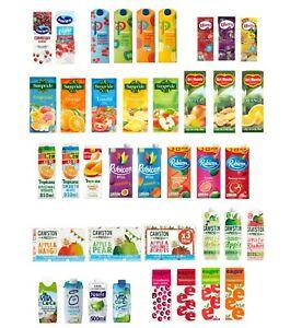 Sunpride,Ocean Spray,Cawston Press,Rubicon,Innocent,Naked,Tropicana Juice