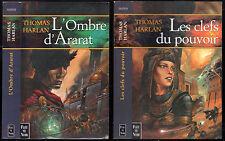 THOMAS HARLAN # LE SERMENT DE L'EMPIRE 1-2 / L'OMBRE D'ARARAT/CLEFS DU POUVOIR
