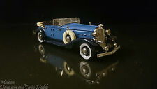 Extremely Rare vintage Western Models 1933 Chrysler Imperial Le Baron Dual Cowl