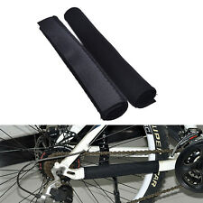 2X Cycling Bicycle Bike Frame Chain stay Protector Guard Nylon Pad Cover Wrap TE