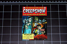 Creepshow comic book / movie logo decal sticker 80s horror stephen king romero