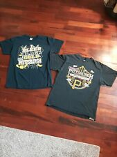 Sports Clothing. Penguins and Pirates Shirts. Adult Large.