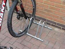 2 Section Stand alone Cycle Rack/Bike Rack/Bike Storage Stand