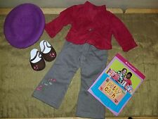 American Girl Photographer Outfit With Box Retired