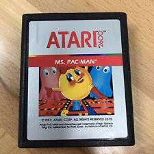 Ms. Pac-Man - Atari 2600 Game