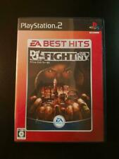 PS2 DEF JAM FIGHT FOR NY Play Station 2 EA BEST HITS NTSC-J Acceptable JAPAN