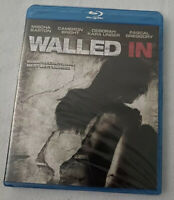 Walled In (Blu-ray Disc, 2009) - BRAND NEW