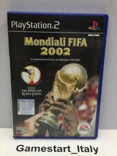 MONDIALI FIFA 2002 - SONY PS2 - GIOCO USATO PERFETTAMENTE FUNZIONANTE - PAL