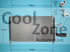 Daewoo Leganza Condensador de aire acondicionado de 1997 a 2002 N16-9759