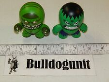 Mini Mighty Muggs Marvel Avengers Hulk & Abomination Figures Lot Figure Hasbro