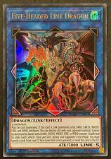 DUOV-EN007 Five-Headed Link Dragon - Ultra Rare - 1st Edition - Yugioh TCG