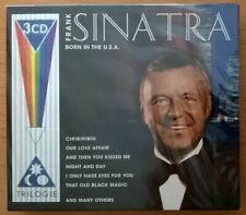 FRANK SINATRA Born In The U.S.A. coffret 3 CD neuf scellé / 3CD box set sealed