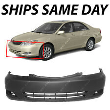 New Primered Front Bumper Cover Replacement For 2002 2004 Toyota Camry 02 04