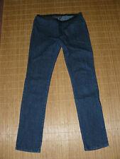KARMA Jeggins Damen Stretch Jeans Hose Röhre 38 Denim dunkelblau elastisch #24