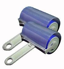 2 Stück Fusselroller auswaschbar, Dauerfusselroller