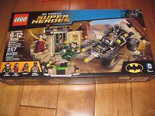 LEGO DC Super Heroes #76056 Batman Rescue from Ra's al Ghul 257 Pcs NEW Sealed