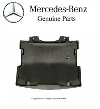 Mercedes W202 C208 Front Lower Center Engine Compartment Undercar Shield Genuine