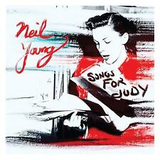Neil Young Songs for Judy CD (released November 30th 2018)