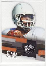 Stephen Morris - Rookie Card Press Pass 2014 GOLD FOIL Parallel - MIAMI QB