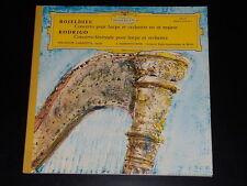 33 Tours - Nicanor Zabaleta - Boieldieu - concerto für Harfe - E.maerzendoerfer