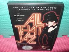 ALL THAT JAZZ - ROY SCHEIDER -JESSICA LANGE - MUSICAL