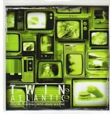 (AY97) Twin Atlantic, You're Turning Into John W- DJ CD
