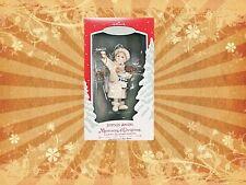2002 Hallmark Ornament Joyous Angel Memories of Christmas