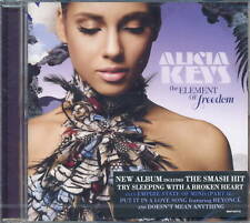 Alicia Keys The Element Of Freedom CD 14 trk 2009