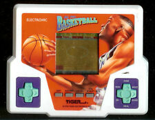1990s ALL PRO BASKETBALL TIGER ELECTRONIC HANDHELD VINTAGE ARCADE VIDEO GAME
