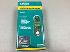 Extech 45170Cm 5-in-1 Environmental Meter with Cfm/Cmm