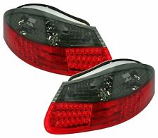 PORSCHE BOXSTER 986 SMOKED LED REAR TAIL BACK LIGHTS 1996 -2004