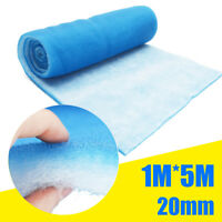 Paint Shop Car Spray Booth Air Filter Material Extraction 1000x5000x20mm