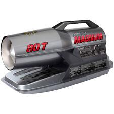ProCom Recon Kerosene Forced Air Heater - 80,000 BTU, Multifuel, Model# R-PCK80T