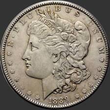 USA 1 $ Morgan Dollar 1889 Philadelphia Silbermünze 900/1000 gebraucht #7