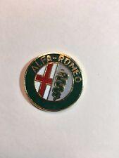 Automotive collectibles - Alfa Romeo logo tac style pin