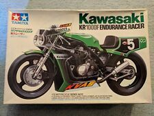Tamiya Kawasaki KR1000F Endurance Racer 1/12 Model Kit Motorcycle Bike Brand New