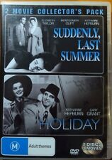 Suddenly Last Summer + Holiday (2 Disc) - DVD