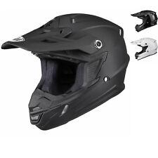 THH TX-15 Plain MX Motocross Helmet Off Road Adventure Pit Bike Lid GhostBikes
