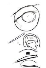 Magnum 487361 Designer Handlebar Installation Kits Black Pearl 12 Ape
