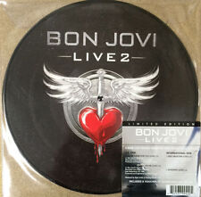 Live Single 45 RPM Speed Vinyl Records