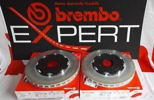 Bremsscheiben Brembo Mitsubishi Lancer 2,0 EVO X + HP Pack 350x32 09.A193.13 NEU