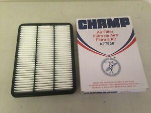 Champ AF7938 Air Filter fits 17801-07010 17801-30040 17801-50040 CA8918 42476
