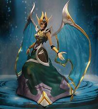 LOL Victorious Morgana Fallen Angel League of Legends HERO PVC Figure NOBOX 10in