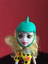 Monster High Roller Maze Lagoona blue poupée