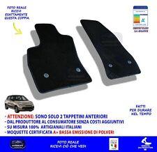 Tappetini Fiat 500L 2015 in poi su misura fondo antiscivolo due tappeti per supe